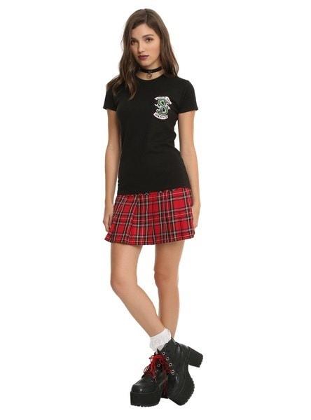 Riverdale South Side Serpents Girls T-shirt
