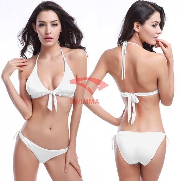 Hot Bikini Set Sexy Swimsuit Bandage Swimwear Summer Women Bathing Suit Push Up Biquinis Feminino 20