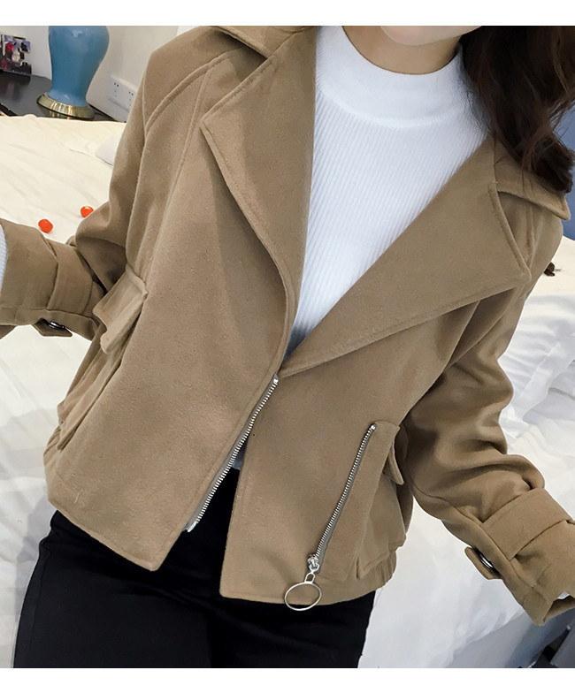 春秋 2017新作 レディースジャケット  韓国ファッション  パイロットジャケット  レディースファッション アウターウエア コートパイロットジャケット