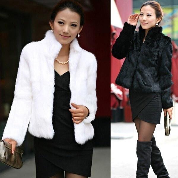 Zanzea New Women Thick Warm Faux Fur Jacket Ladies Coat Outwear Elegant Long Sleeve Overcoat
