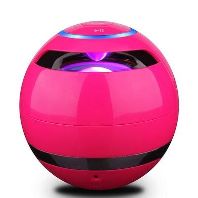 マジックボール!KEPEAKブランドワイヤレスBluetoothスピーカーとサブウーファーミニラウンドHi-Fiスピーカーポータブルスピーカーポータブル屋外用屋外BluetoothスピーカーiPhon
