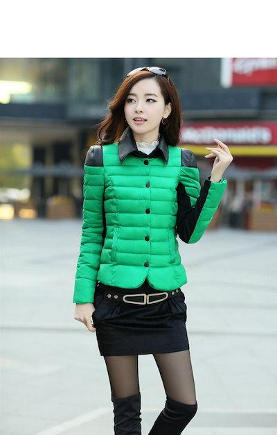 レディース服 女性 大人 冬 ダウンコート ダウンジャケット 丸襟 ショート丈 薄手 カジュアル シンプル ショート丈 アウター アウトドア 韓国ファッション 上着