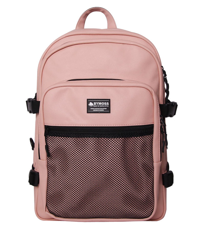 [BYMOSS] バイモス マキシマム  3シリーズ★ leather new product★/ Pink