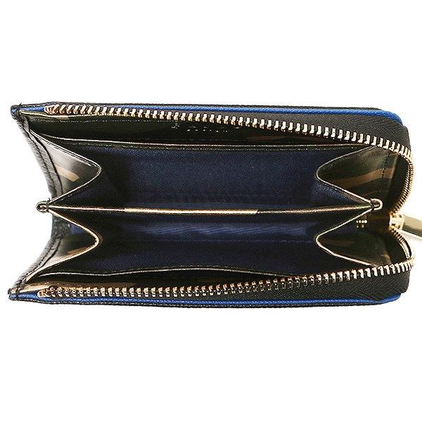 フルボデザイン コインケース Furbo design FRB108 ミラノシリーズ カモフラージュ柄 メンズ 小銭入れ BLACK/BLUE