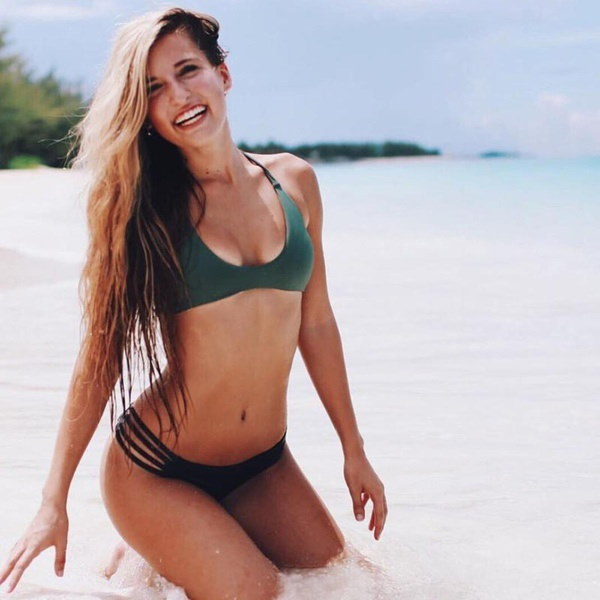 魅力的な女性セクシーな織りの水着バンデージビキニ水着水着水泳のトランク