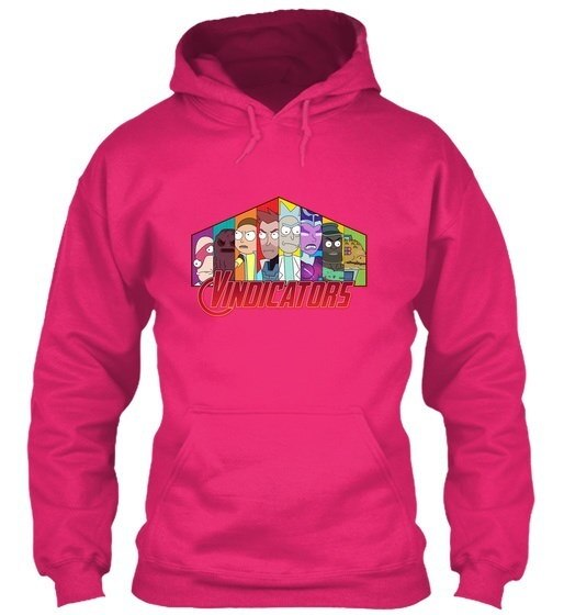 Vindicators Gildan Hoodie Sweatshirt
