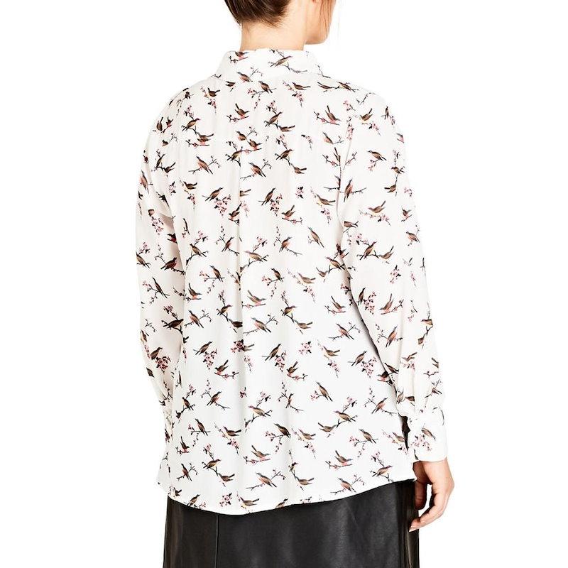 シティーシック レディース トップス ブラウス・シャツ【Birdy Shirt】Birdy