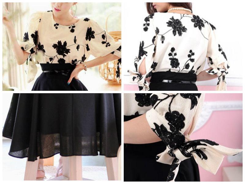 新作!韓国ハイエンド♪刺繍シャツ★カジュアルツーピースドレス ※納期に10日から14日ほどかかります。