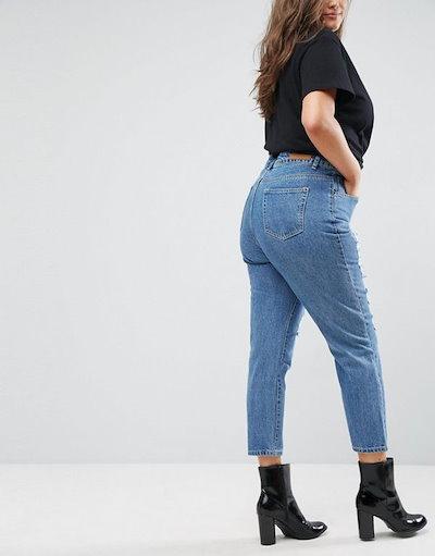 Liquor & Poker  レディース 大きめサイズ ゆったりサイズ  送料無料 Blue Liquor N Poker Plus Skinny Jeans With Extreme Distre