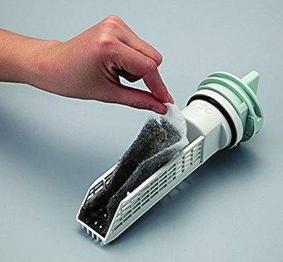 小久保 ドラム式洗濯機用 毛ごみフィルター 10枚入 3個セット 4956810951420 ホワイト