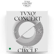 送料無料 TVXQ! CONCERT-CIRCLE-#welcome DVD (3月26日発送)2 DVD+スペシャルカラーフォトブック+初度フォトカード4枚+初度ポスター1種韓国音楽チャートCode