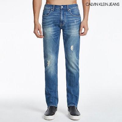 [AK公式ストア][CalvinKlein Jean】メンズテーパードジーンズデニムパンツJ310699