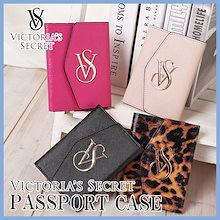 ✨超人気ブランド💗VICTORIA'S SECRET/ヴィクトリアシークレット パスケース💗 カードケース パスポート 送料無料@ 先着分のみの限定販売💛