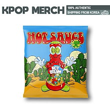 NCT DREAM 1st Album HOT SAUCE [Jewel case ver.]カバーランダム発送