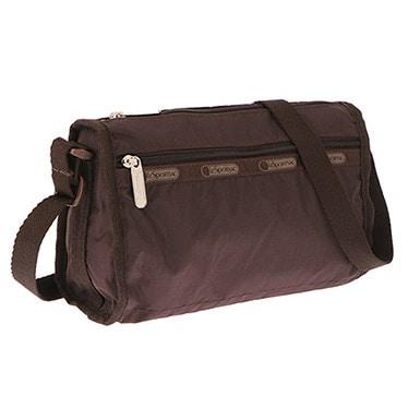 レスポートサック LeSportsac 7133 SMALL SHOLDER BAG スモールショルダーバッグ C006 コーヒー ショルダーバッグUN 予約商品3/2頃出荷