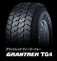 GRANDTREK TG4 255/70R15 108Q