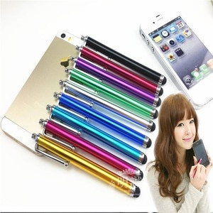 送料無料 高品質タッチペン ipad Air2 iphone6 iphone6plus Xperia Galaxy スマートフォンタッチペン タブレット Tab用タッチペン10色タッチペン