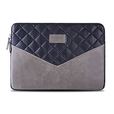 """CAISON 15.6 inch Laptop Sleeve Case Bag Pouch For 15.6"""" Dell Inspiron 15 Vostro 15 / 15.6"""" Lenovo Id"""