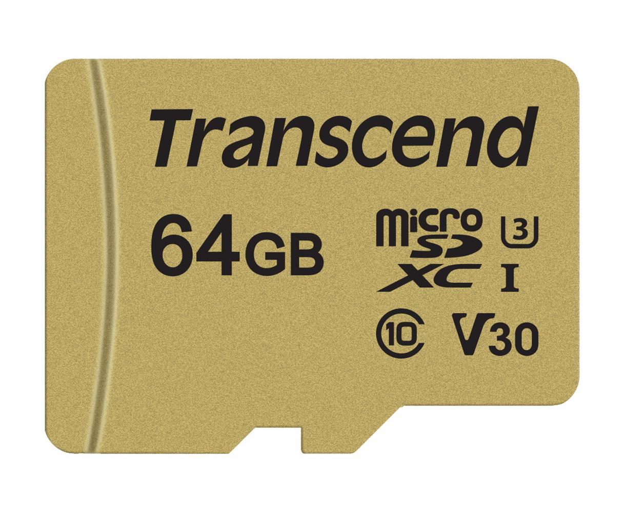 TS64GUSD500S [64GB]