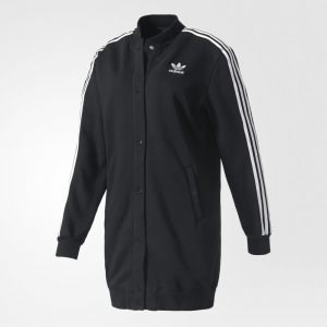 [adidas][Womens Originals] 3S LONG BOMBER /BJ8180