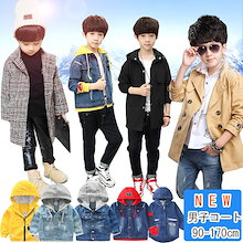 良質!激安!★韓国子供服/ミッキー柄ジャケット・男の子コート/キッズファッション