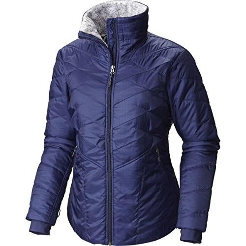 Columbia Womens Kaleidaslope II Jacket, Nightshade, Large