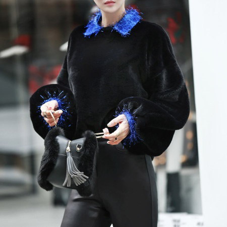 [ディントゥ] E-4085メドニソフトパートップkorea fashion style