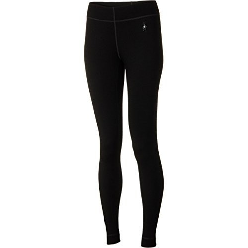 Smartwool Bottom Ladies Midweight black (Size: L) technical underwear