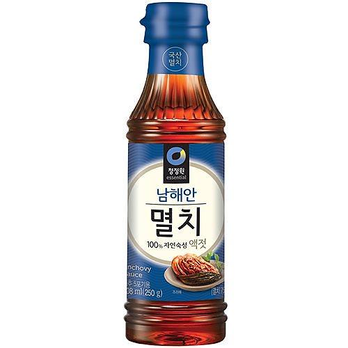 清浄園 竹筒 イワシ エキス 500g キムチや韓国料理のコクを出したいときにはこの一本 韓国 食品 食材 料理