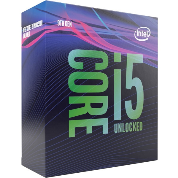 Core i5 9600K BOX