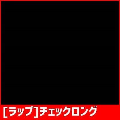 [ラップ]チェックロングシャツ(AJ4WB960) /チェックシャツ/ブラウス/韓国ファッション