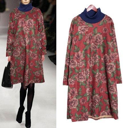 『韓国製』 Lux floral ワンピース「大きいサイズ 大人・結婚式・ 黒 フレア・ママワンピ・黒Aライン、シャツ・コットン フォーマル