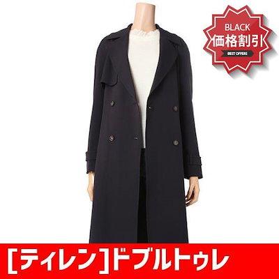 [ティレン]ドブルトゥレンツコートT183XWY802 /トレンチコート/コート/韓国ファッション