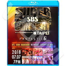 【Blu-ray】♡♥ 2018 人気歌謡 SUPER CONCERT (2018.08.09) ♡♥ 防弾少年団/ SEVENTEEN/ Red Velvet/ IKON♡♥【KPOP ブルーレイ】