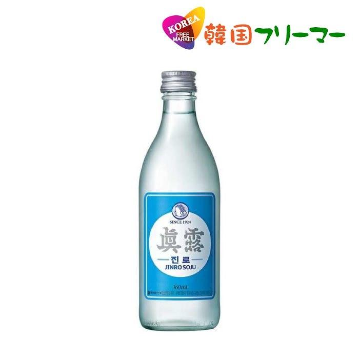 『眞露』ジンロイズベク(JINRO is back)360ml・16.9% ジンロ JINRO 韓国お酒 韓国焼酎 韓国酒 韓国食品 韓国食材 洋酒