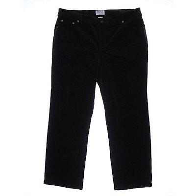 Charter Club Womens Slimming Corduroy Pants, Rich Truffle, 8P Short