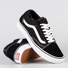 [VANS] バンス OLD SKOOL Black Sneaker バーンズ VN000D3HY28 送料無料 男女共用 スニーカー