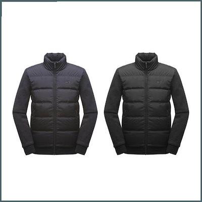 [ケイトゥ]WARM BIZ・ポリスハイブリッドジャケットKMU18149 / 風防ジャンパー/ジャンパー/レディースジャンパー/韓国ファッション