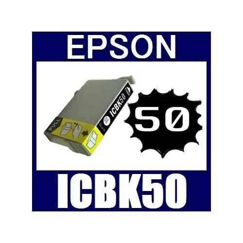 ★値下げしました!★即日発送/安心1年保証 EPSON(エプソン) IC50シリーズ ICBK50 黒/ブラック 互換品インクカートリッジ 関連商品 ICBK50 ICC50 ICM50 ICY50