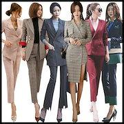 2ab634e4e943c Qoo10 - パンツスーツの商品リスト(人気順)   お得なネット通販サイト