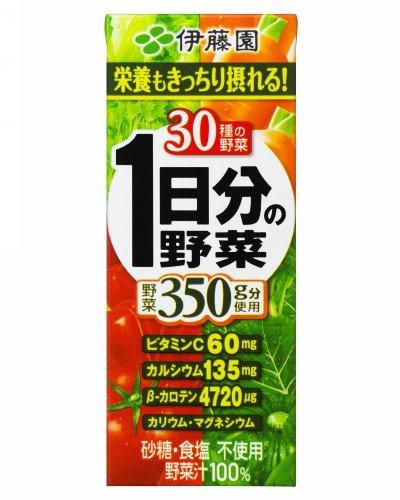 濃い1日分の野菜 265g ×24本