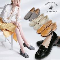 [ POLO CLUB ] 今日 限定特価!TVショッピングヒット商品/ 💖春夏💖新作快適フラットパンプス💖選べる4カラーの靴、カジュアルシューズ韓国フラット
