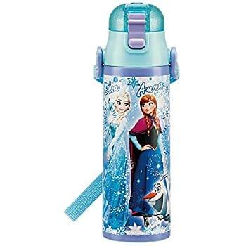 スケーター スポーツボトル 直飲み 水筒 ステンレス アナと雪の女王 19 ディズニー 580ml SDC6N