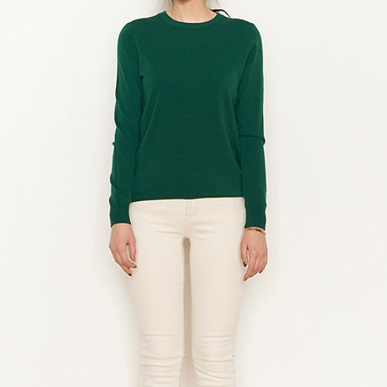 レディートウウエアレディートウウエアLike round knit ニット/セーター/ニット/韓国ファッション