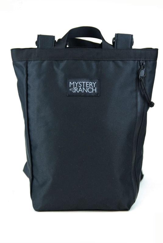 MYSTERY RANCHミステリーランチF17 EX LIL BOOTYリルブーティーバッグBLACK(ブラック)男女兼用 デイパック アウトドア トートバッグ 大容量 黒 2WAY