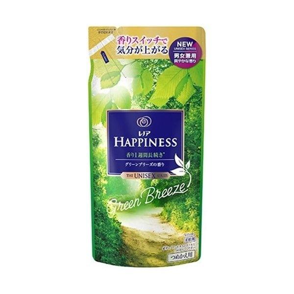 レノアハピネス グリーンブリーズの香り つめかえ用 400ml