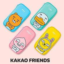 [カカオフレンズ] マルチ ペンケース・ポーチ(縦型)/  カカオふれんず kakao friends / ビックヘッド