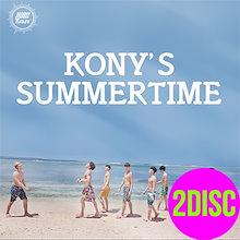【K-POP DVD】★ IKON KONYS SUMMERTIME 2016 2枚組 ★【日本語字幕あり】★【アイコン】