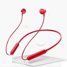 【送料無料★国内発送】Bluetooth5.0 ワイヤレスイヤホン スポーツイヤホン 首掛け式 防水 防汗 高音質 大容量電池 USB充電 安定接続 簡単操作 耳にフィット 運動に最適 スポーツ