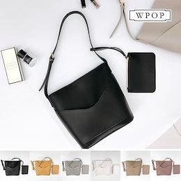 Lohain Shoulder Bag★きれいな/新作 韓国 バッグ/女性のかばん/バック/Bag/ハンドバッグ/シンプルなかばん